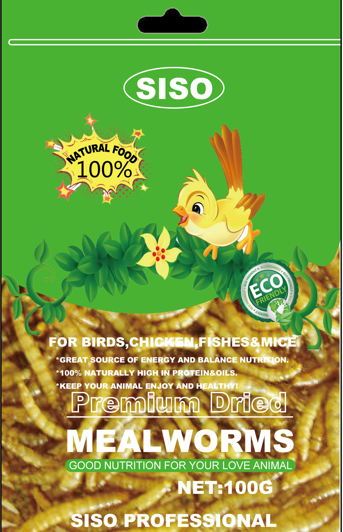 bio fishfood fresh insects siso aquarium